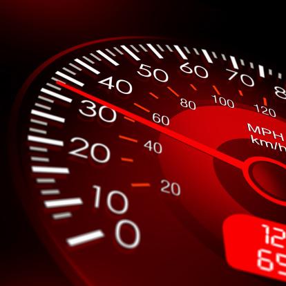 Power Supply「Speedometer with Red Dashboard-Vehicle Speed Meter」:スマホ壁紙(6)