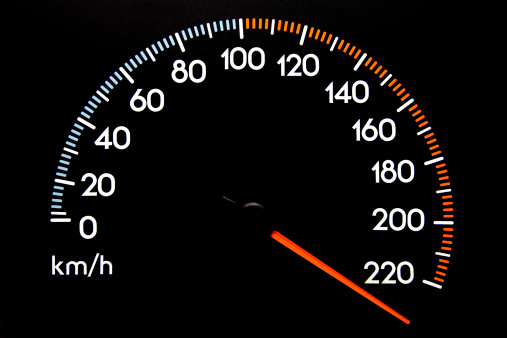 Sports Car「Speedometer - (kmh)」:スマホ壁紙(18)