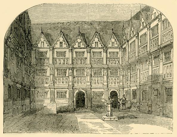 Elizabethan Style「Sir Thomas Greshams House In Bishopsgate Street」:写真・画像(3)[壁紙.com]