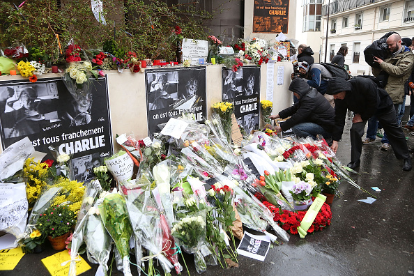 Charlie Hebdo「Global Reaction To The Terrorist Attack On French Newspaper Charlie Hebdo」:写真・画像(1)[壁紙.com]