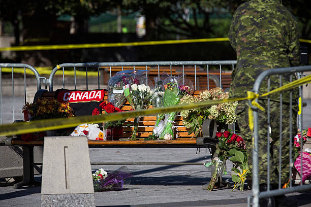 Ottawa On Alert After Shootings At Nation's Capitol:ニュース(壁紙.com)