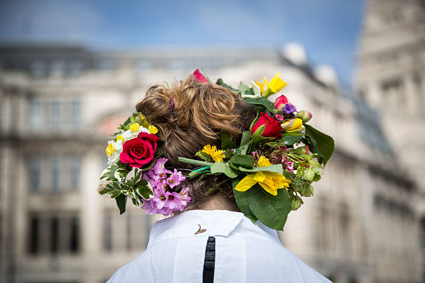 Druids Celebrate The Spring Equinox At The Tower Of London:ニュース(壁紙.com)