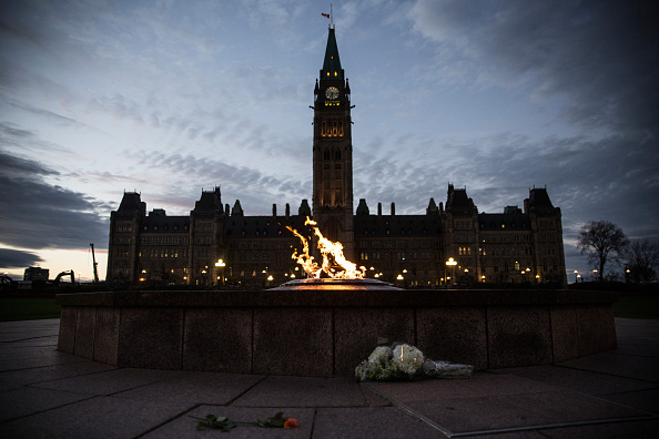 Nathan Burton「Ottawa On Alert After Shootings At Nation's Capitol」:写真・画像(17)[壁紙.com]