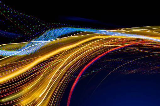 Cloud Computing「Streaming Data Technology Light Trails」:スマホ壁紙(5)