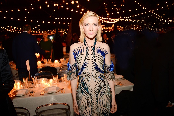 Cannes International Film Festival「Kering And Cannes Film Festival Official Dinner - Inside Dinner - At The 71st Cannes Film Festival」:写真・画像(13)[壁紙.com]