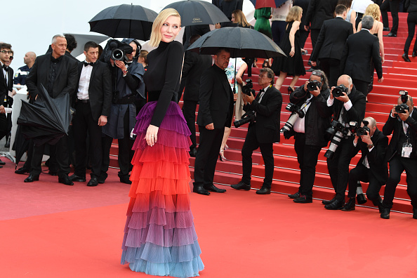 "Cannes International Film Festival「""BlacKkKlansman"" Red Carpet Arrivals - The 71st Annual Cannes Film Festival」:写真・画像(18)[壁紙.com]"