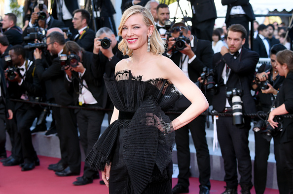 "Cannes International Film Festival「""Capharnaum"" Red Carpet Arrivals - The 71st Annual Cannes Film Festival」:写真・画像(19)[壁紙.com]"