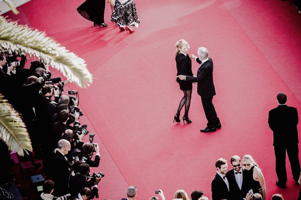 Venus in Fur - 2013 Film「'La Venus A La Fourrure' Premiere - The 66th Annual Cannes Film Festival」:写真・画像(14)[壁紙.com]
