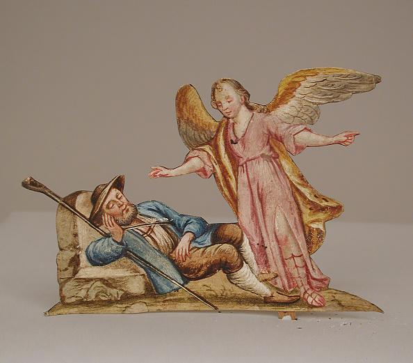 Clipping Path「Angel Appearing To Sleeping Shepherd」:写真・画像(11)[壁紙.com]