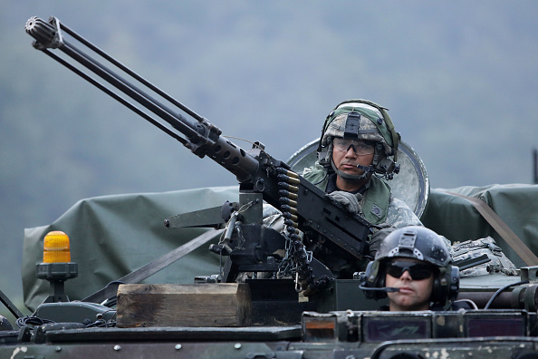 South Korea「U.S. Army Conducts Warrior Strike Exercise」:写真・画像(7)[壁紙.com]
