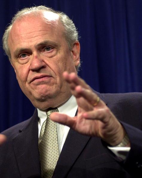 Stefan Zaklin「Senators Discuss Imminent Passage Of Homeland Security Bill」:写真・画像(4)[壁紙.com]