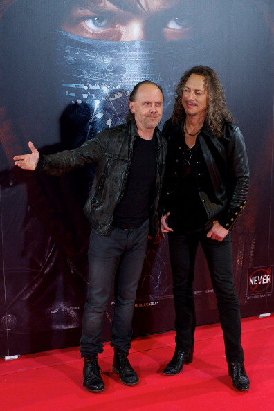 Callao Square「'Metallica: Through The Never' Opening Night Screening With Lars Ulrich and Kikr Hammett」:写真・画像(14)[壁紙.com]