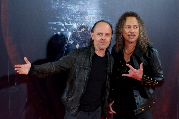 Callao Square「'Metallica: Through The Never' Opening Night Screening With Lars Ulrich and Kikr Hammett」:写真・画像(19)[壁紙.com]