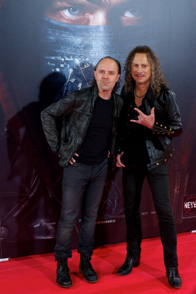 Callao Square「'Metallica: Through The Never' Opening Night Screening With Lars Ulrich and Kikr Hammett」:写真・画像(15)[壁紙.com]
