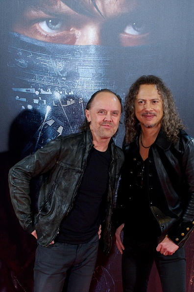 Callao Square「'Metallica: Through The Never' Opening Night Screening With Lars Ulrich and Kikr Hammett」:写真・画像(16)[壁紙.com]
