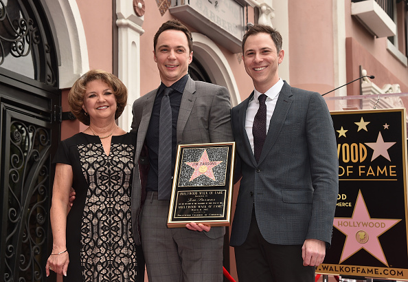 Hollywood - California「Jim Parsons Honored On The Hollywood Walk Of Fame」:写真・画像(0)[壁紙.com]