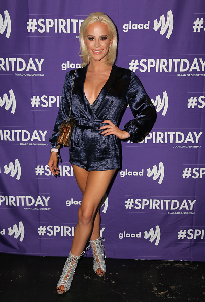 人体部位「Justin Tranter And GLAAD Present 'Believer' Spirit Day Concert」:写真・画像(2)[壁紙.com]