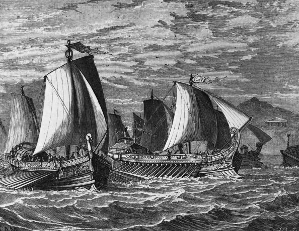 Roman「Roman Fleet」:写真・画像(7)[壁紙.com]