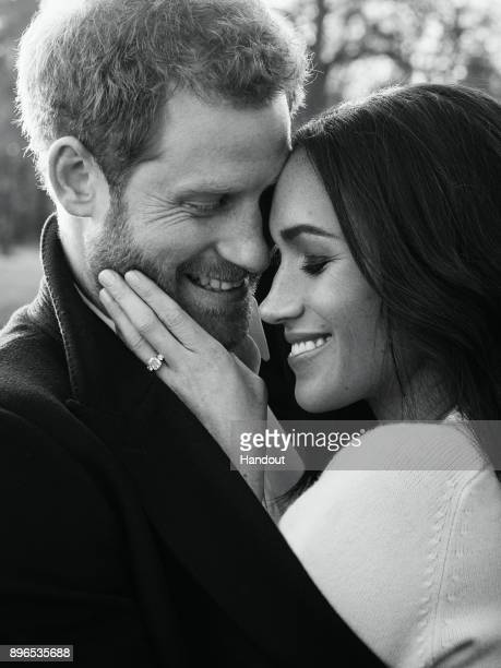 ポートレート「Prince Harry And Meghan Markle Engagement」:写真・画像(10)[壁紙.com]