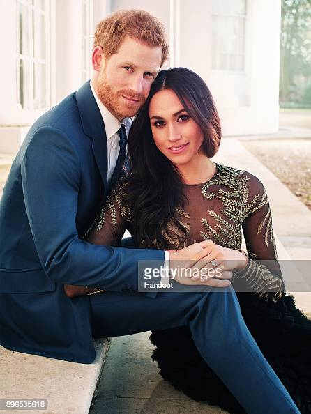 ポートレート「Prince Harry And Meghan Markle Engagement」:写真・画像(4)[壁紙.com]