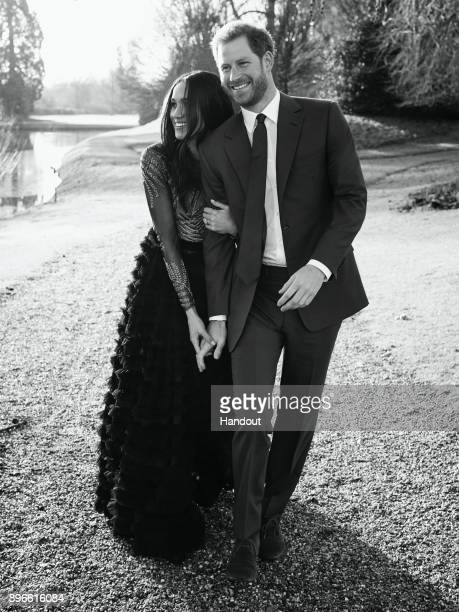 ポートレート「Prince Harry And Meghan Markle Engagement」:写真・画像(17)[壁紙.com]