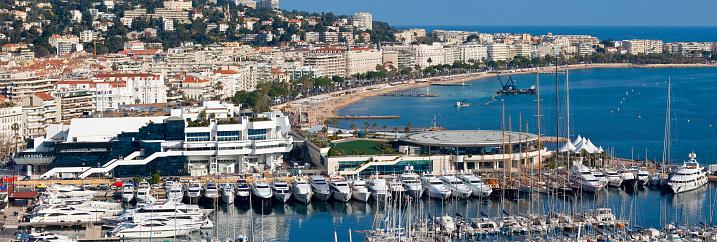 International Cannes Film Festival「Bay of Cannes, France」:スマホ壁紙(1)
