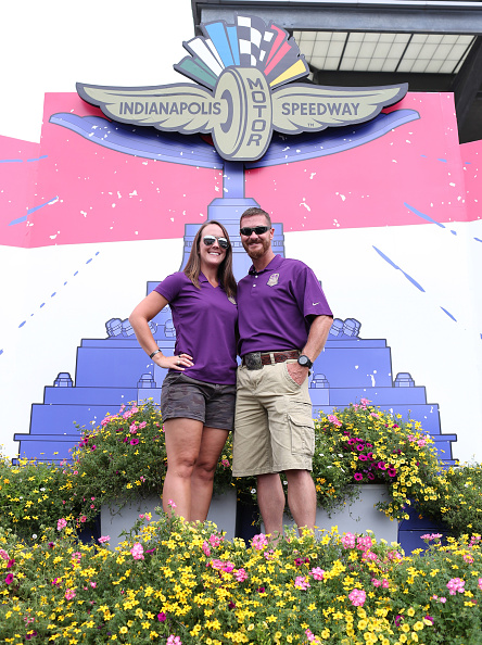 Cream Colored Shorts「Crown Royal Presents The Jeff Kyle 400 At The Brickyard」:写真・画像(6)[壁紙.com]