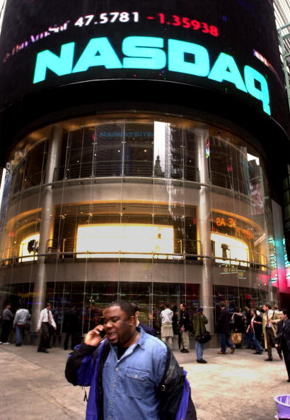 Wireless Technology「NASDAQ Systems Fail For The Second TIme In Two Days」:写真・画像(6)[壁紙.com]