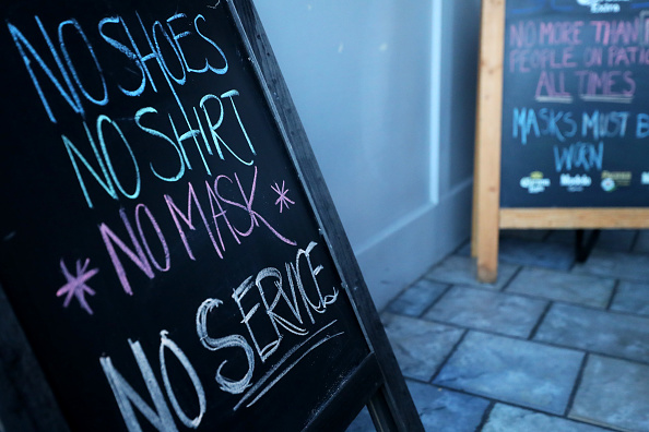 Event「Businesses In Newport, Rhode Island Begin To Slow Reopening Process」:写真・画像(3)[壁紙.com]