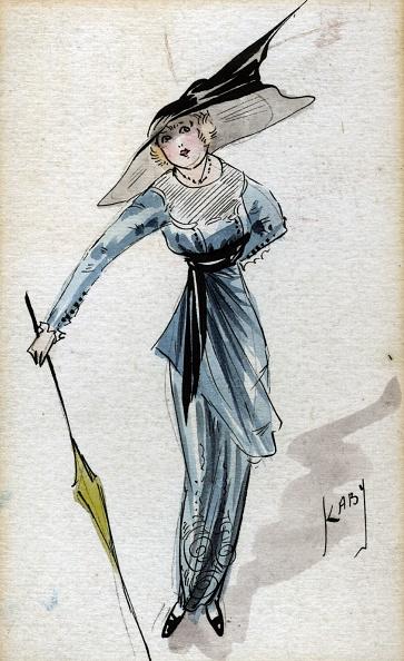 Umbrella「Day Dress And Hat」:写真・画像(16)[壁紙.com]