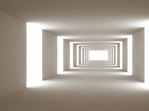 Tunnel「corridor」:スマホ壁紙(10)