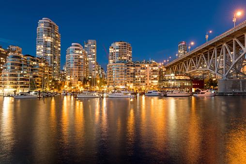 Vancouver - Canada「False Creek, Vancouver, Canada」:スマホ壁紙(17)