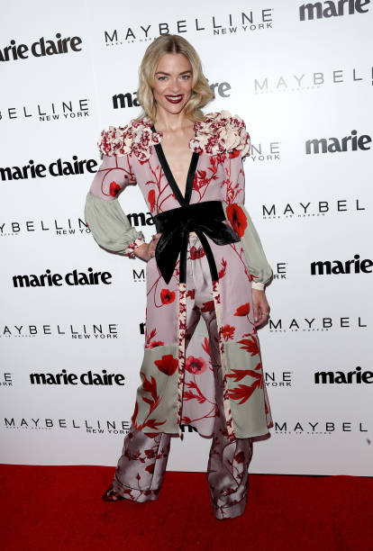 Marie Claire Celebrates 'Fresh Faces' with an Event Sponsored by Maybelline - Arrivals:ニュース(壁紙.com)