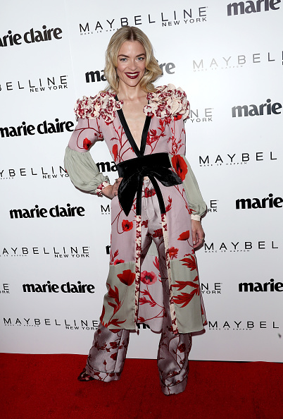Sponsor「Marie Claire Celebrates 'Fresh Faces' with an Event Sponsored by Maybelline - Arrivals」:写真・画像(12)[壁紙.com]