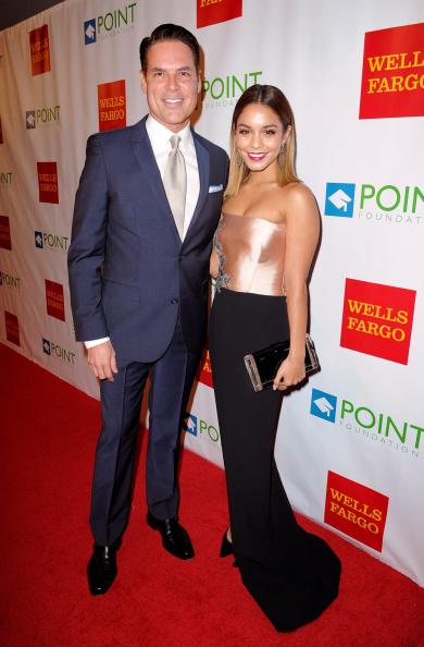 ヴァネッサ・ハジェンズ「Point Foundation's Voices On Point Gala」:写真・画像(8)[壁紙.com]