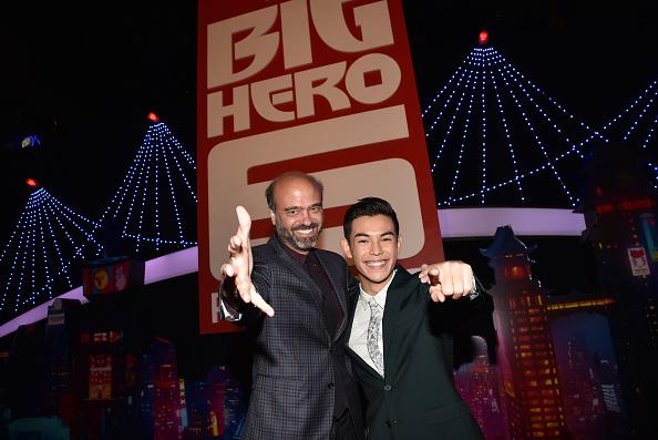"El Capitan Theatre「Premiere Of Disney's ""Big Hero 6"" - Red Carpet」:写真・画像(5)[壁紙.com]"