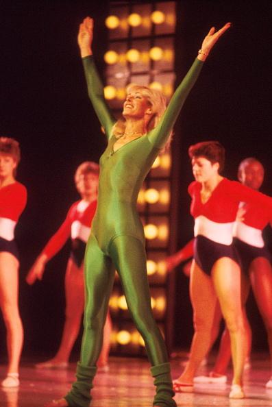 Leotard「The  Green Goddess」:写真・画像(1)[壁紙.com]