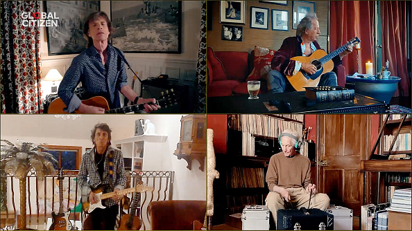 Rolling Stones「Global Citizen Together At Home」:写真・画像(8)[壁紙.com]