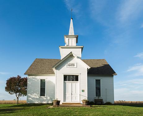 Iowa「Historical Methodist Church」:スマホ壁紙(17)