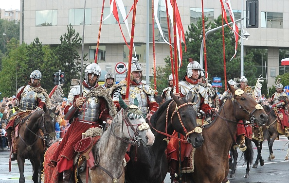 Politics and Government「Historical Reenactment Groups in Poland」:写真・画像(17)[壁紙.com]