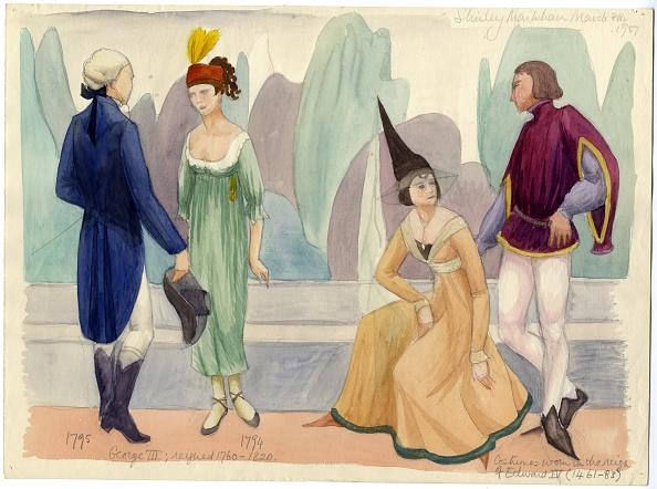 Shoe「Historical Costume」:写真・画像(14)[壁紙.com]