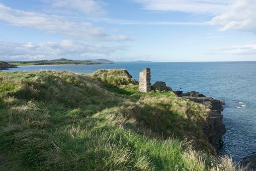 アイリッシュ海「Historical sites in Ireland」:スマホ壁紙(13)
