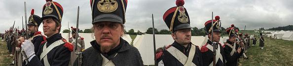 Historical Reenactment「Spectators Re-Live History -  Waterloo Panoramas」:写真・画像(6)[壁紙.com]