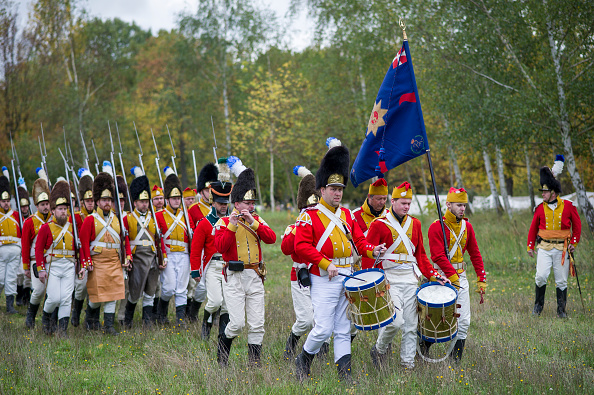 Jens Schlueter「History Enthusiasts Commemorate 1813 Battle Of Nations」:写真・画像(17)[壁紙.com]