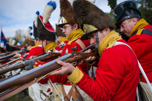 Jens Schlueter「History Enthusiasts Commemorate 1813 Battle Of Nations」:写真・画像(16)[壁紙.com]