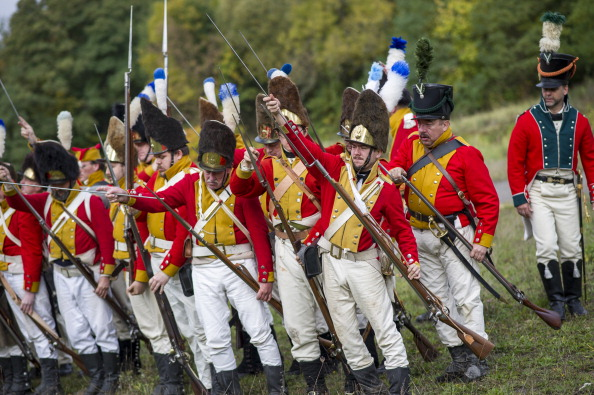 Jens Schlueter「History Enthusiasts Commemorate 1813 Battle Of Nations」:写真・画像(6)[壁紙.com]