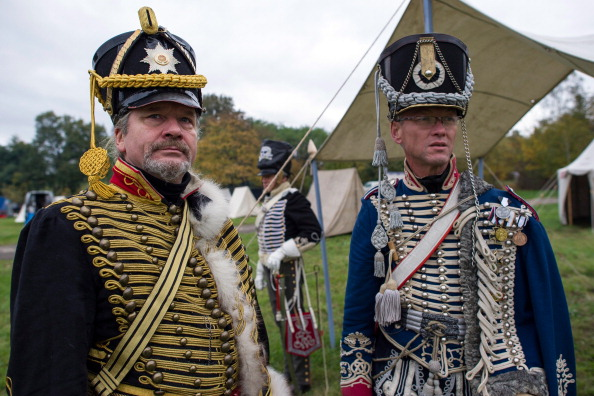 Jens Schlueter「History Enthusiasts Commemorate 1813 Battle Of Nations」:写真・画像(11)[壁紙.com]