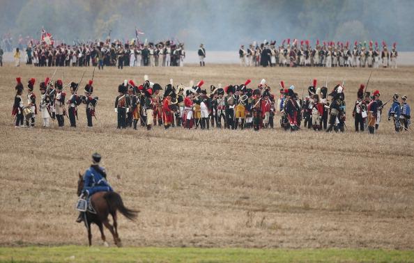 Recreational Pursuit「6,000 Actors Re-Enact Battle Of Nations On 200th Anniversary」:写真・画像(17)[壁紙.com]