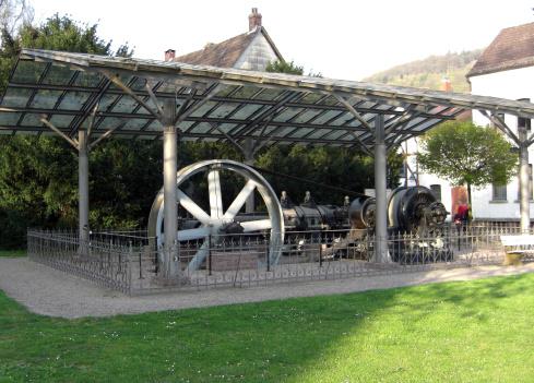 Belt「Historical Einkurbel compound steam engine」:スマホ壁紙(5)