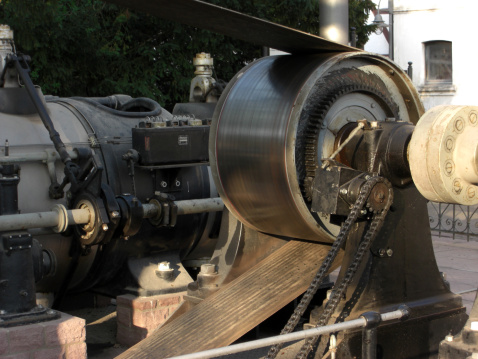 Belt「Historical Einkurbel compound steam engine」:スマホ壁紙(11)